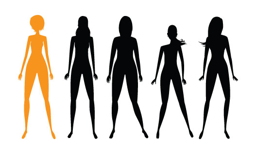 Different Types Of Women Body Shapes ...
